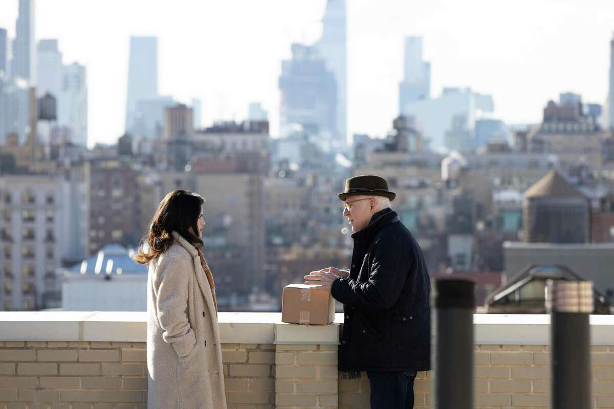 The always fascinating city of New York is almost another character in 'Only Murders in the Building,' starring Selena Gomez and Steve Martin.