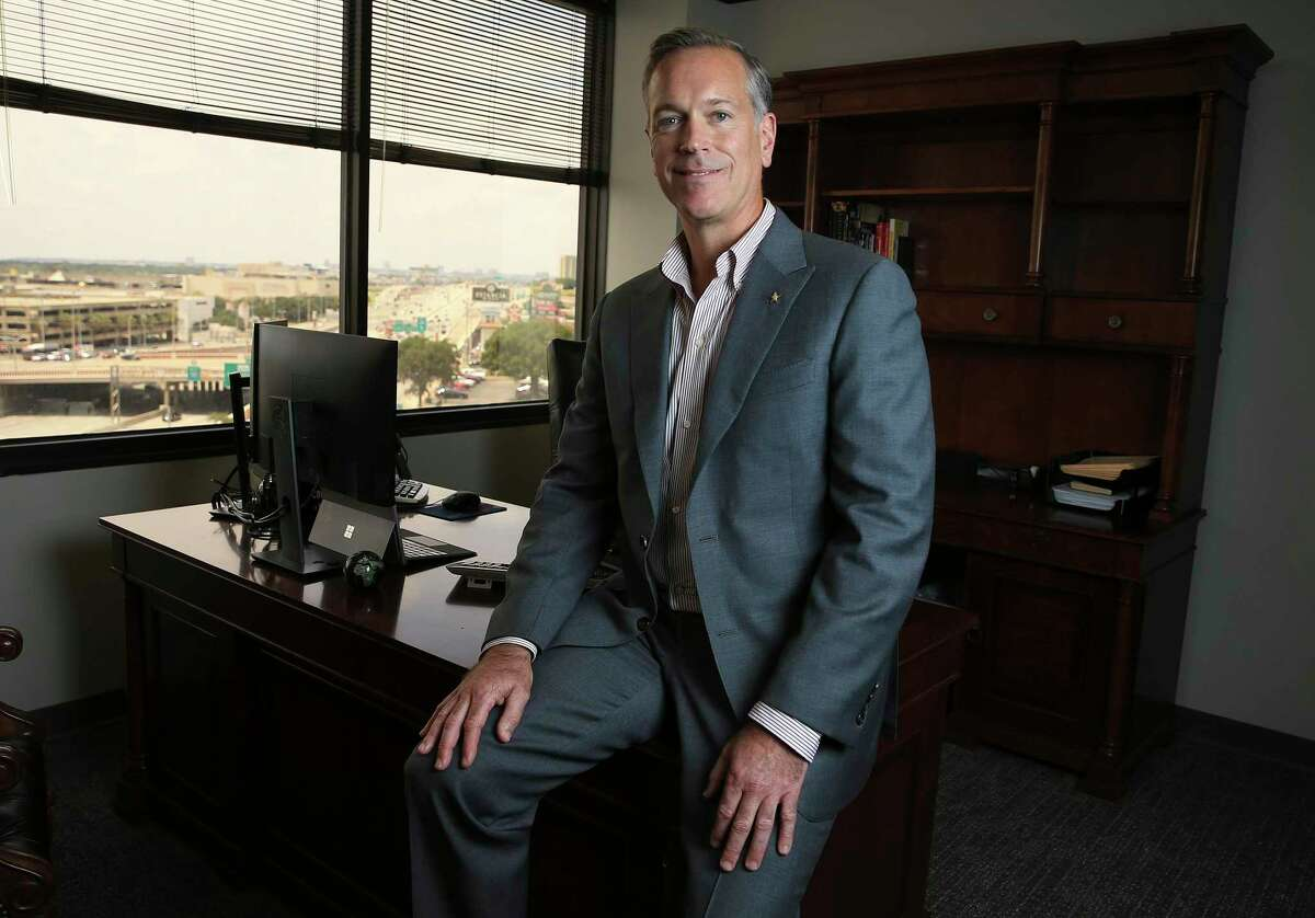 Jeff Sinnott, CEO of Vantage Bank, took the helm right after the pandemic broke out last year. His background in the technology side of the business helped him to keep the bank running while much of its workforce was at home, and to provide customers with access to their accounts so that their finances weren't disrupted.