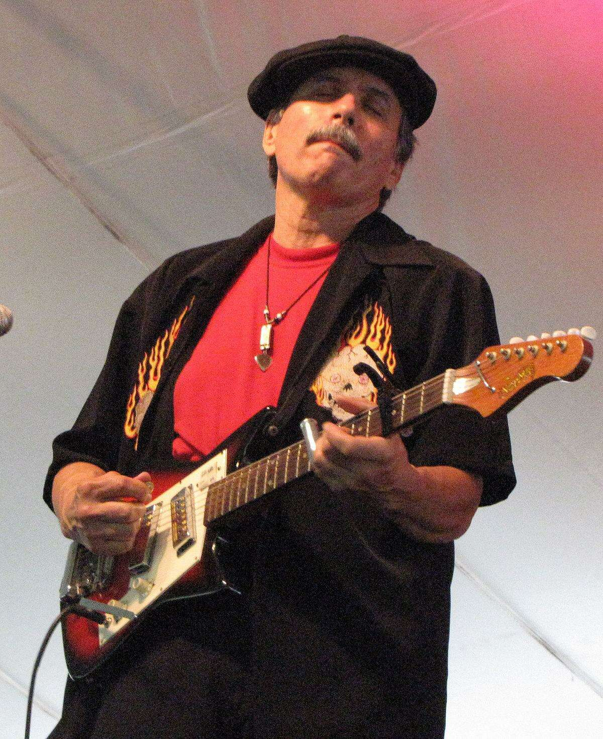 Studebaker John, pictured, and Liviu Pop are coming to the Buttonwood Tree in September.