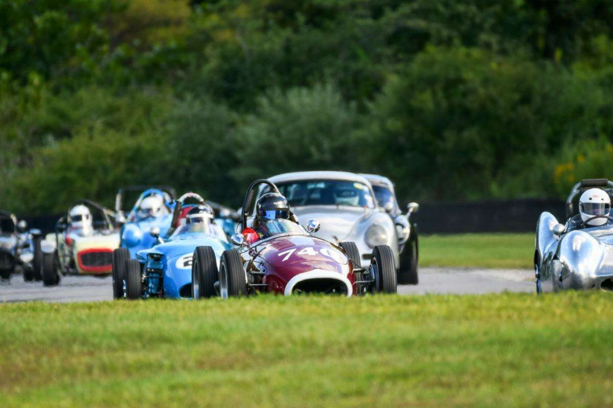 Lime Rock Park's Historic Festival returns to Connecticut Labor Day weekend, with races, car shows and plenty of activities in between, Sept. 2-6.