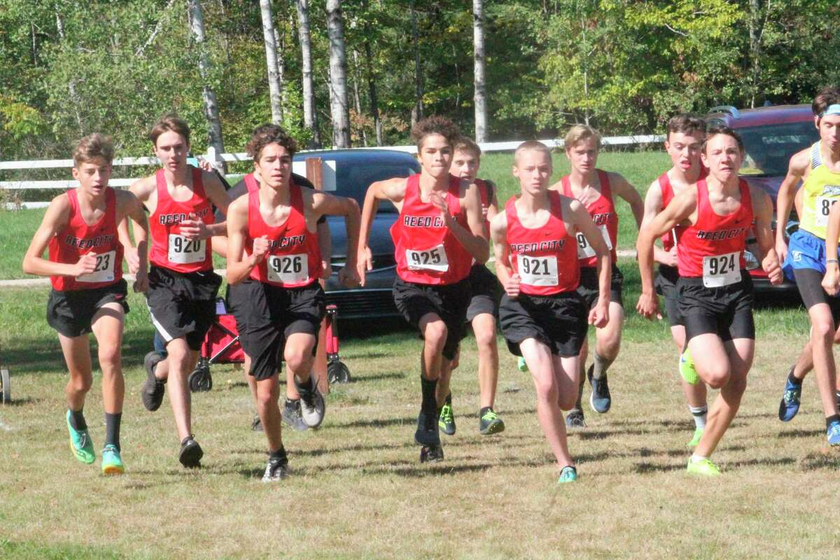 Reed City runners are confident of having a strong season. (Herald Review file photo)