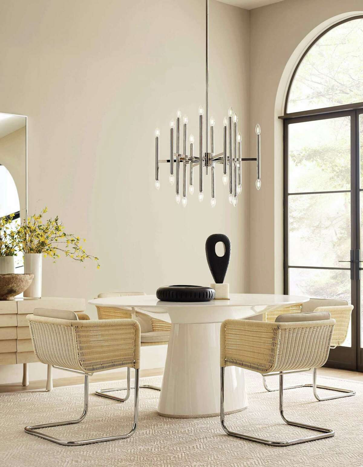 """Sherwin-Williams' """"Accessible Beige"""" is part of the Method Palette - described as a balance of neutrals and tonal luxury -- in its 2022 Colormix Forecast."""