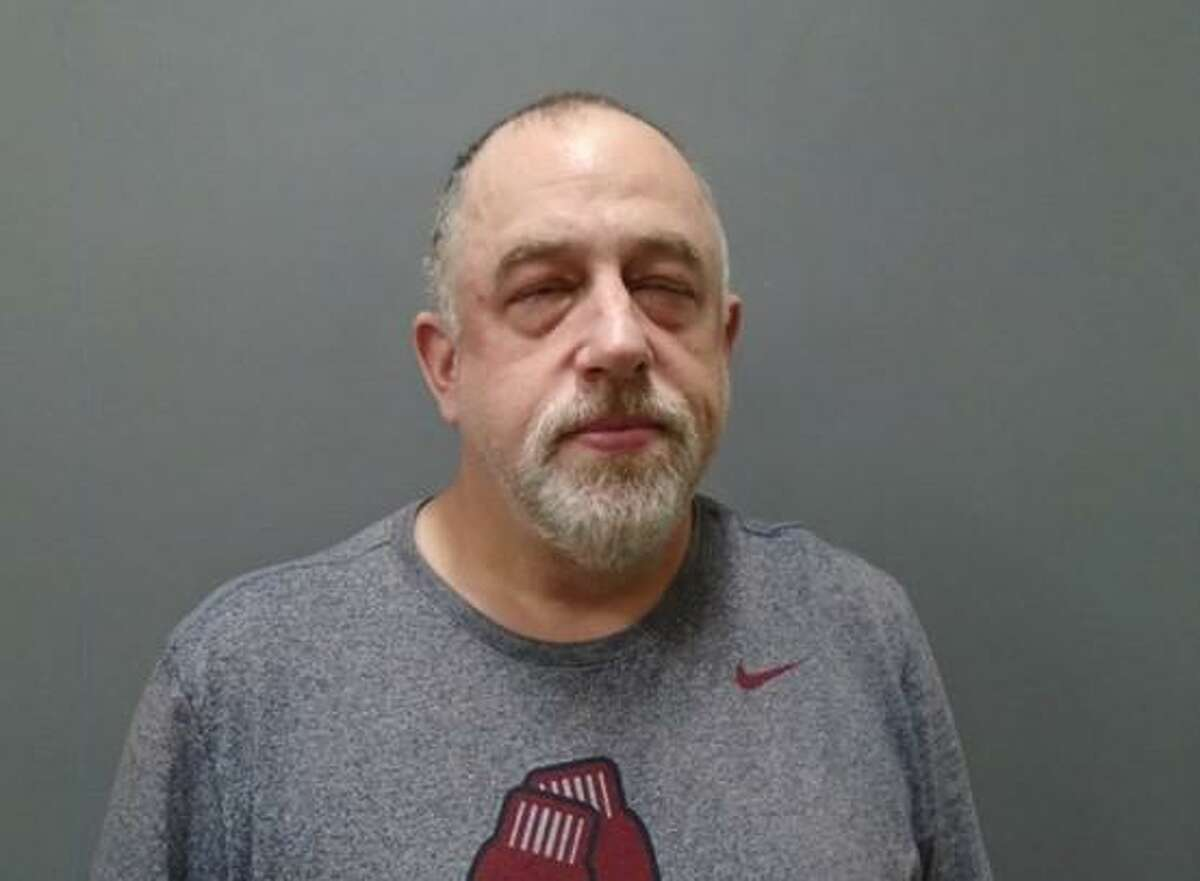 Gillian R. Gardner, 47, of First Street in Plainfield, Conn., was arrested on Tuesday, Aug. 24, 2021, on an active warrant charging him with fourth-degree sexual assault and risk of injury to a minor.