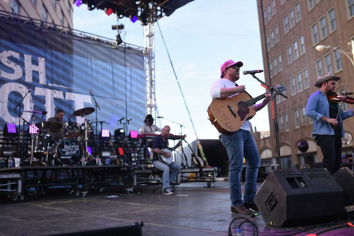 The Josh Abbott Band will be the headliner on Sept. 11 at the Alvin Music Festival, which returns after being canceled last year.
