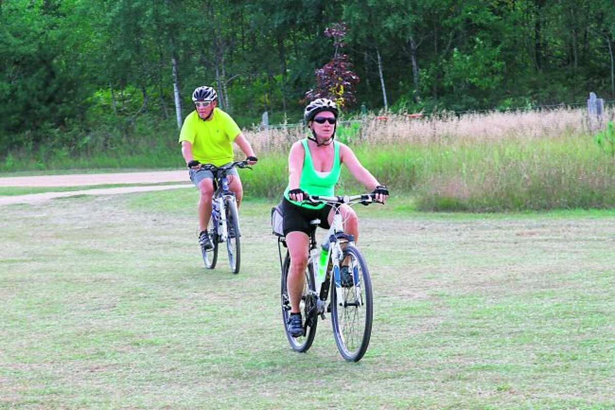 The Big Bear Butt Cruisebike ride starts and ends at 8927 Puustinen Road, Kaleva onSaturday. (File photo)