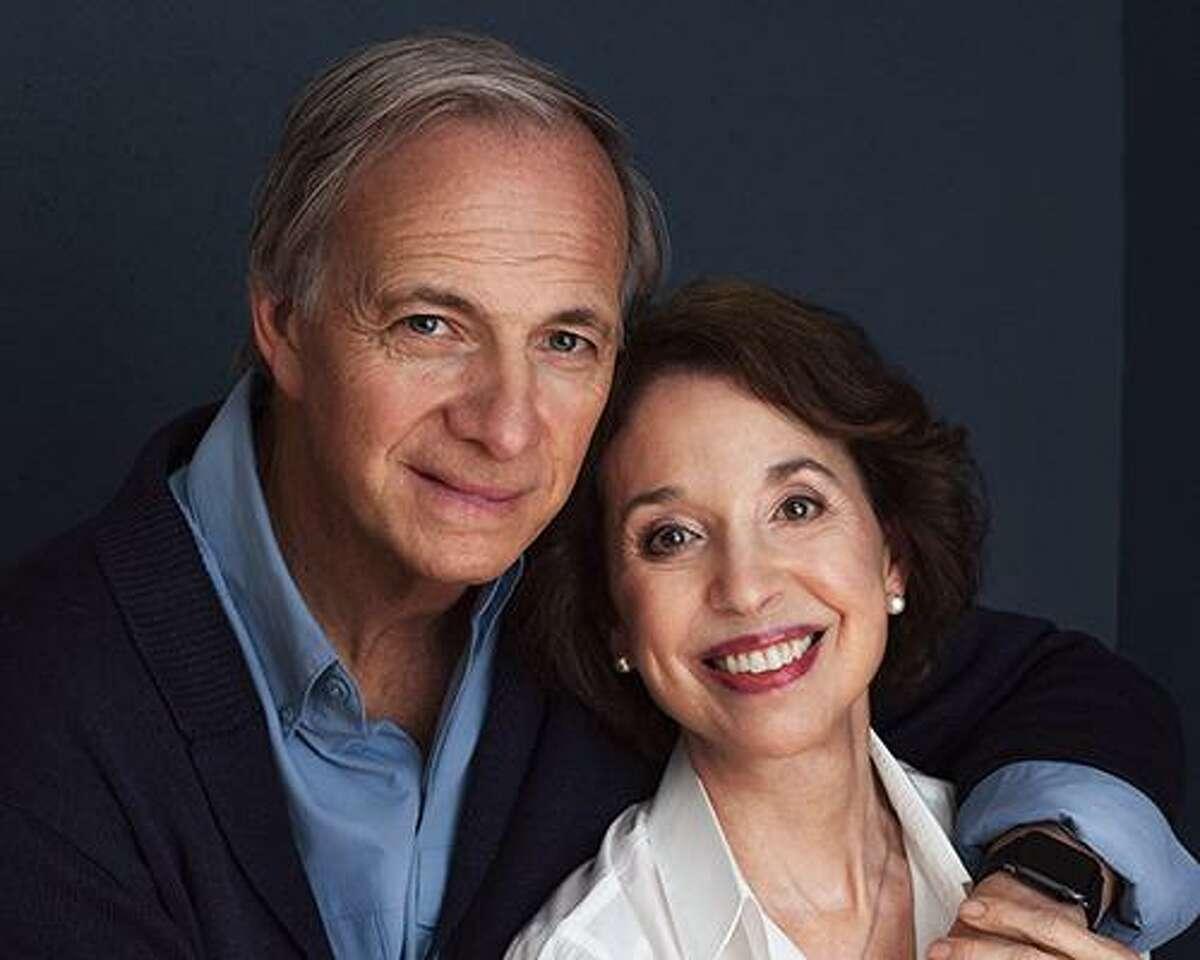 Ray and Barbara Dalio