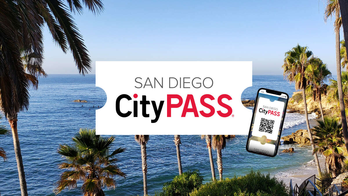 The San Diego CityPASS program offers packaged discounts for saving up to 40% regular admission rates on area attractions.