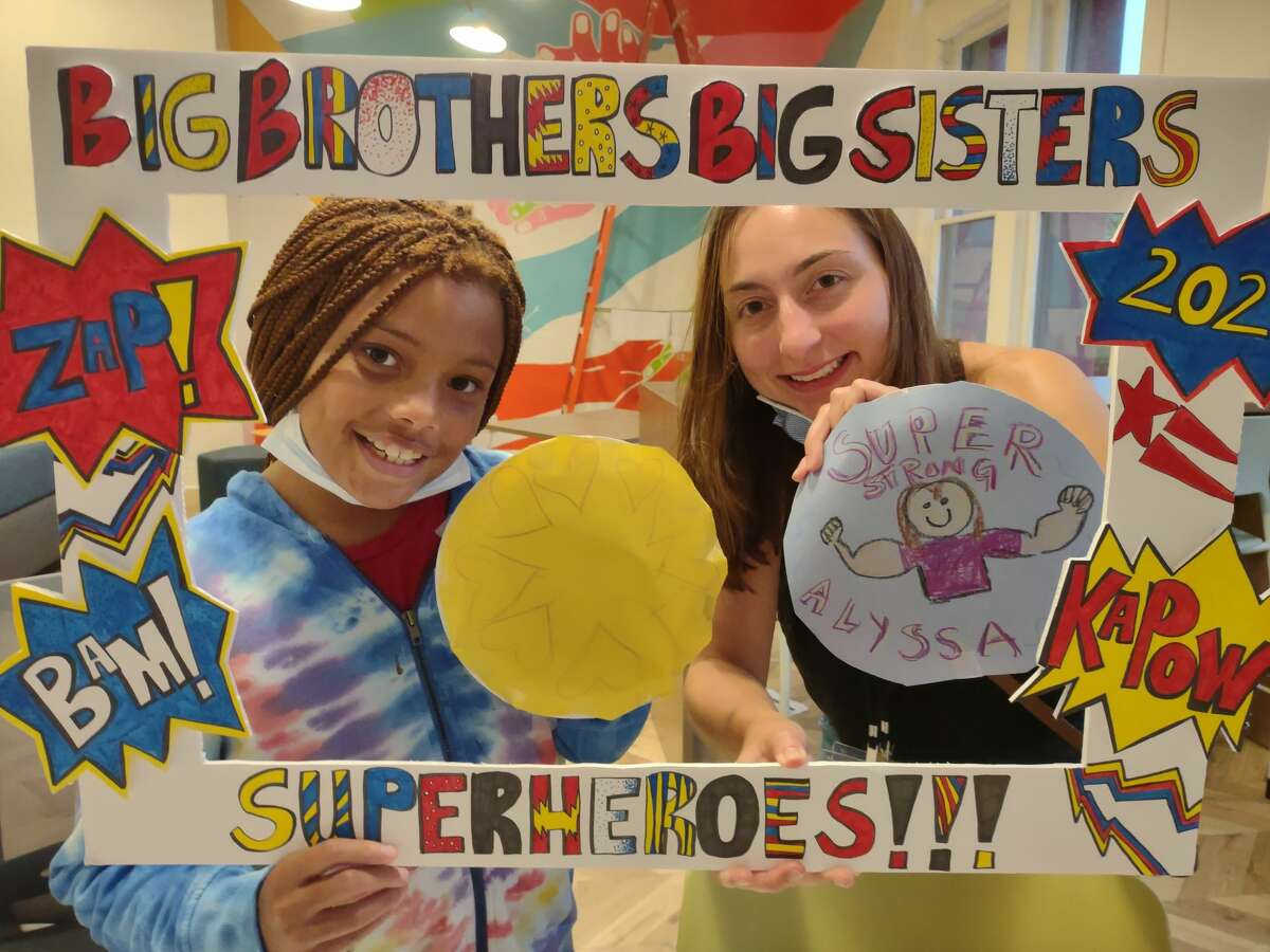 Were you SEEN at Big Brothers Big Sisters of the Capital Region's Big Back to School Party on Aug. 19, 2021, at the Blake Annex in Albany?