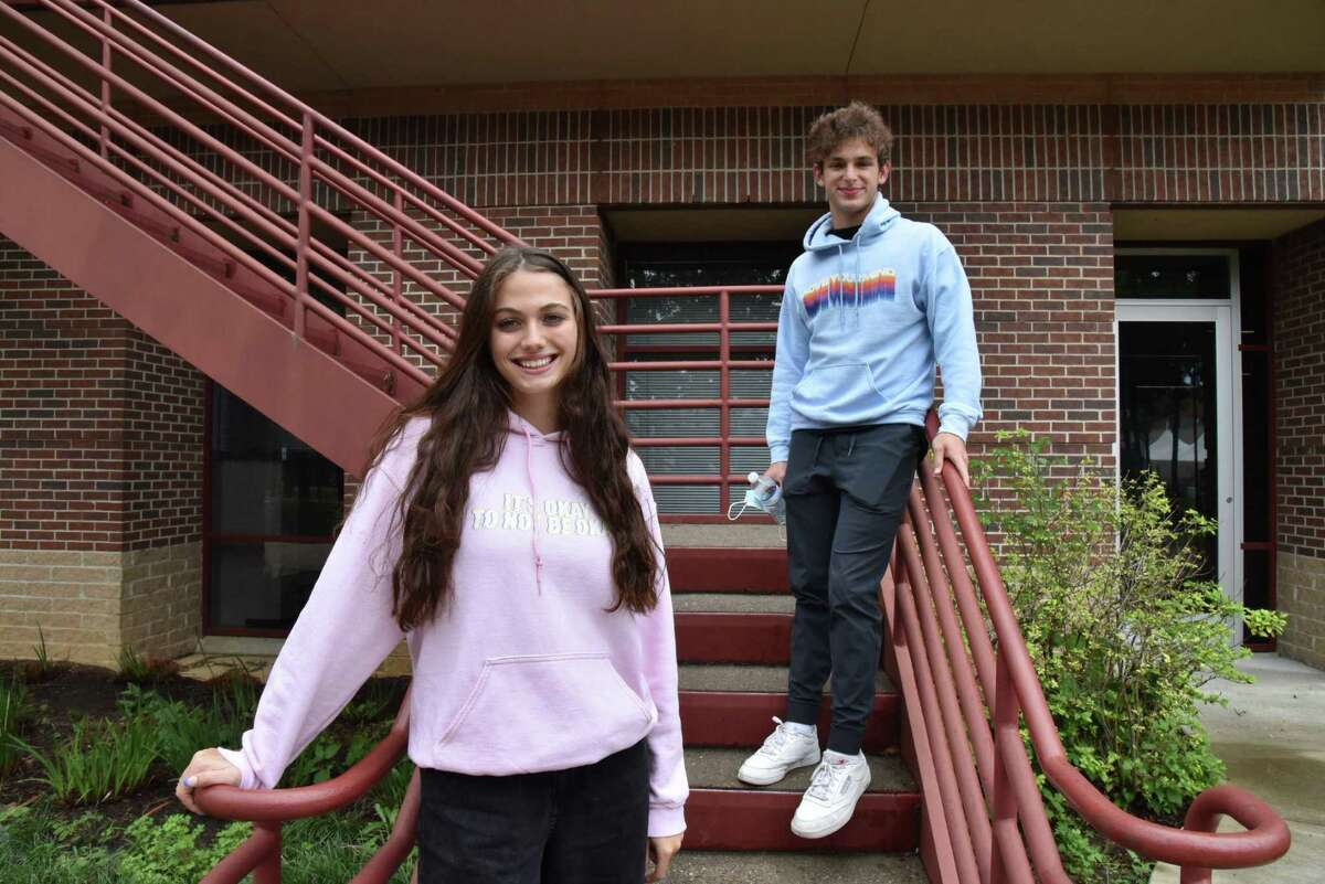 Beto Valenzuela, a senior at The John Cooper School this year, launched his company Spark Apparel last year to help de-stigmatize mental health issues. All of the profits from the company go back to mental health organizations.