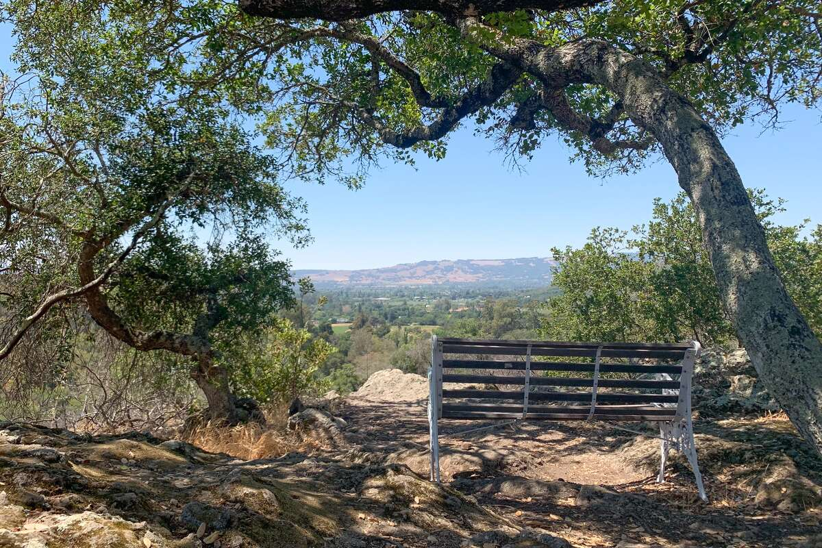 Hidden within the Batholomew Estate is a 3-mile hike through history.