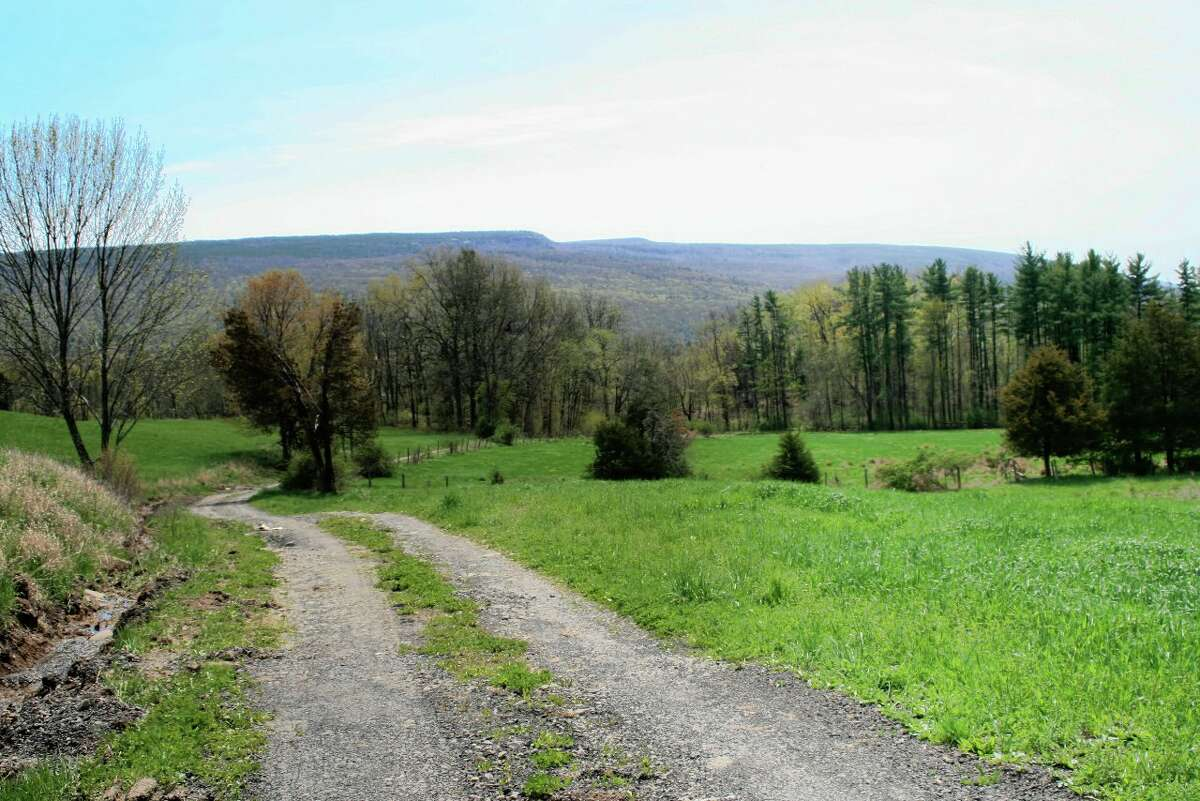 The Town of Wawarsing is home to a former prison farm, pictured above. Today, one farmer is currently leasing 100 acres of the 500-acre parcel. Could the land be turned into an agritourism and recreation destination?