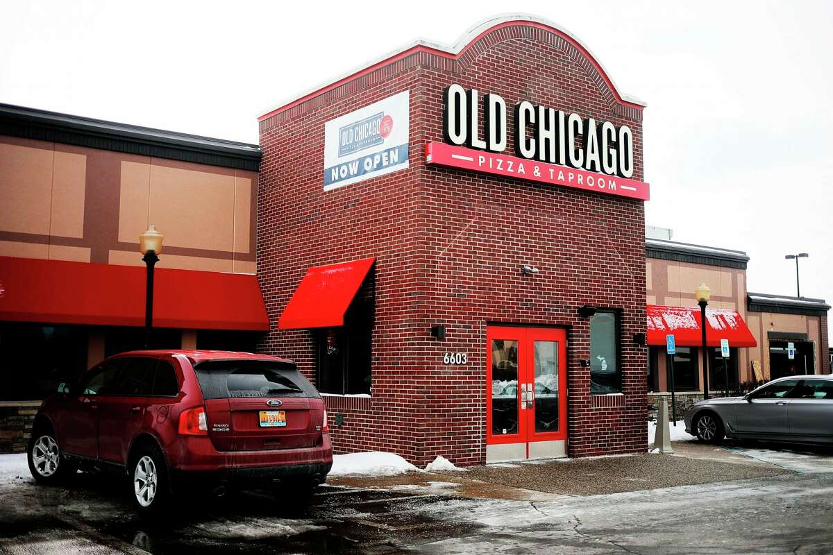 Old Chicago Pizza and Taproom is located at6603 Eastman Ave., Midland. (Daily News file photo)