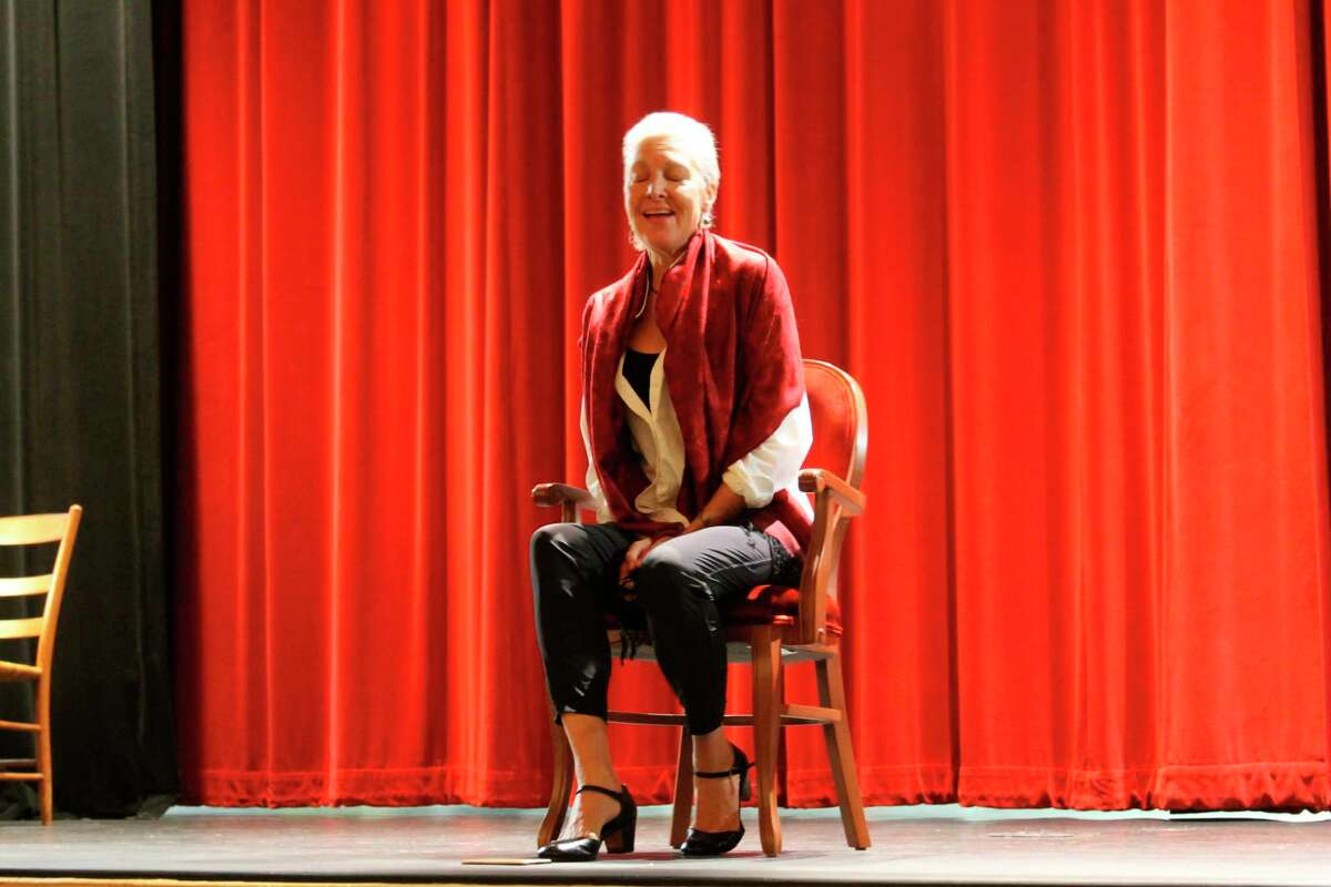 Karen Curlee will return to the Ramsdell Regional Center for the Arts stageat 7:30 p.m. on Friday. (File photo)