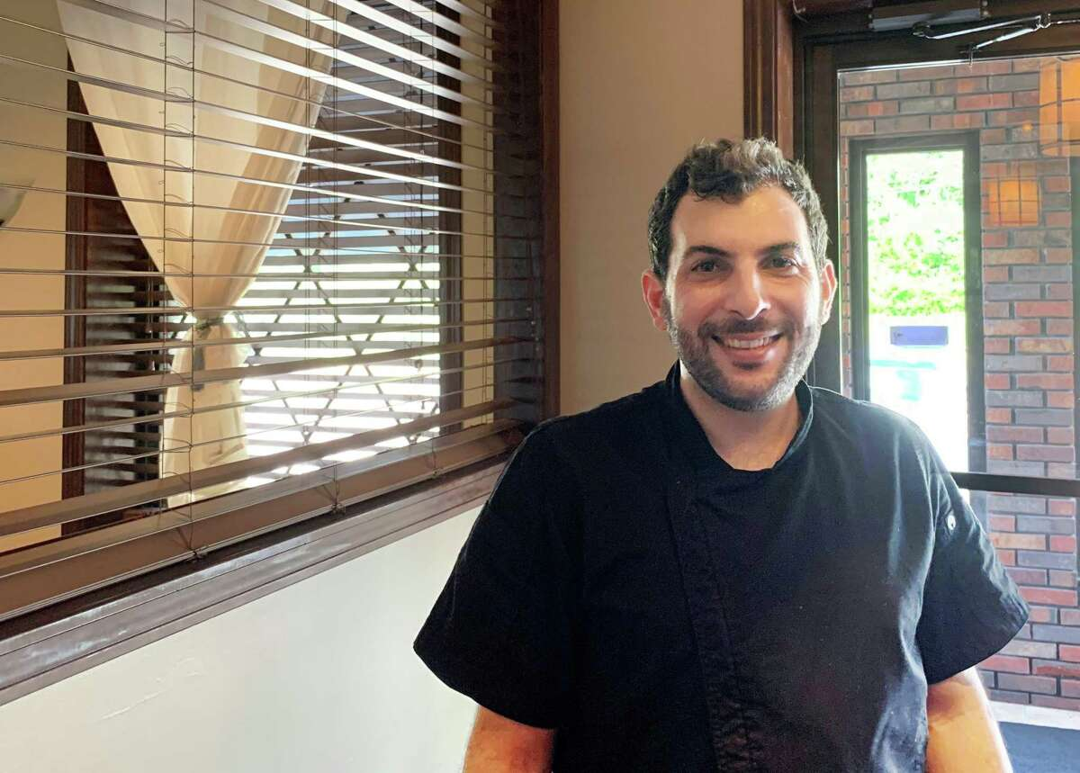 Thodoris Dimitrakopoulos is chef and co-owner of the recently opened Mediterranean Flavors Bar and Grill in Middletown.