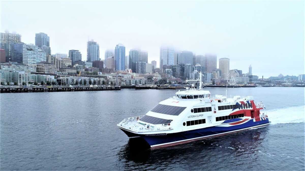 Clipper ferry service to Victoria, British Columbia will resume in September.