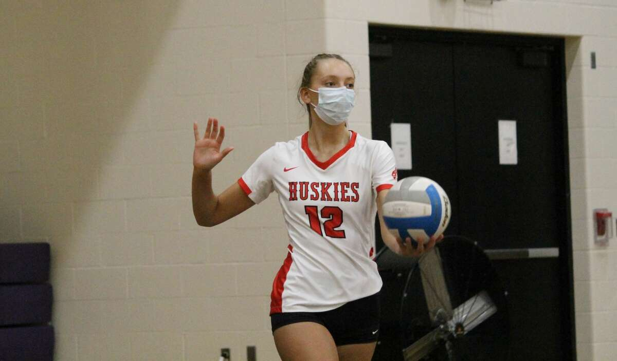 After making the varsity team last year as a freshman, Ava Bechler will look for a strong sophomore season. .JPG