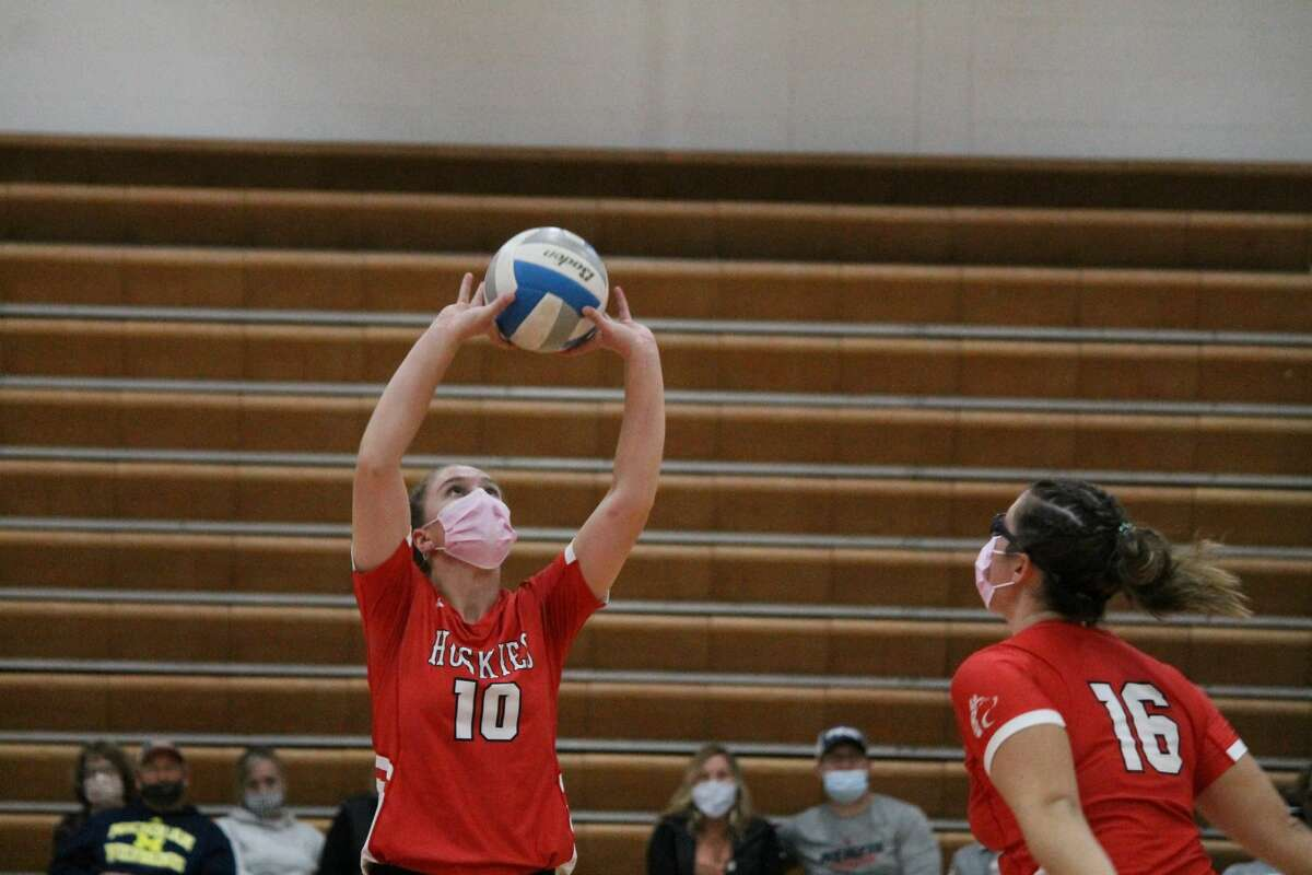 Autumn Wallington served as one of two primary setters on the varsity team last year and seems in line for an even bigger role this fall. .JPG