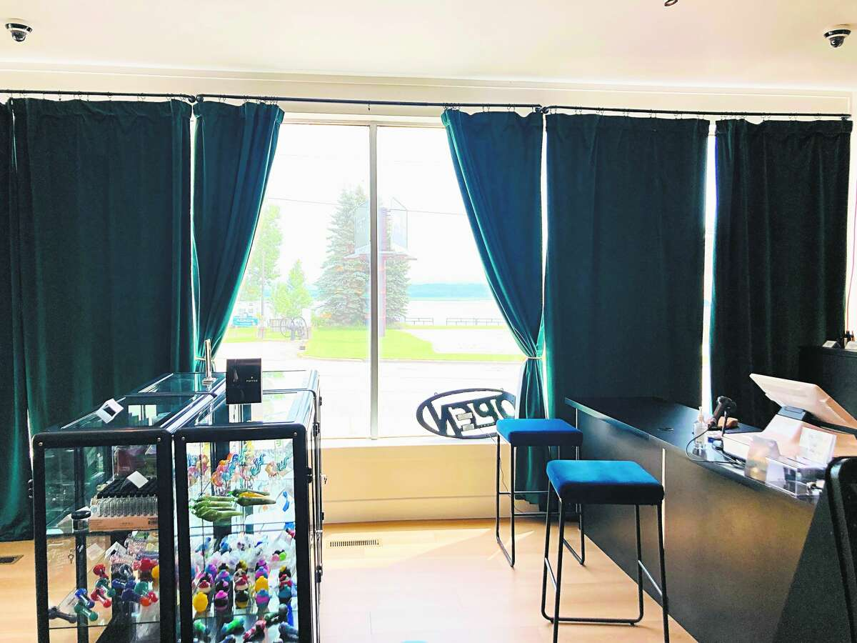 Meds Cafe opened in May of 2021, strictly as a medical cannabis store. The dispensary carries flowers, vaporizers and edibles. (Courtesy photo)
