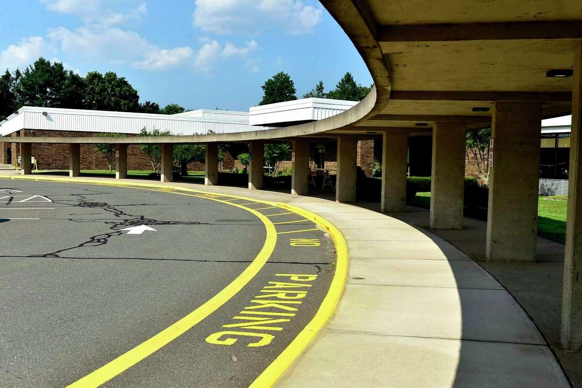 Highland Elementary School in Cheshire.