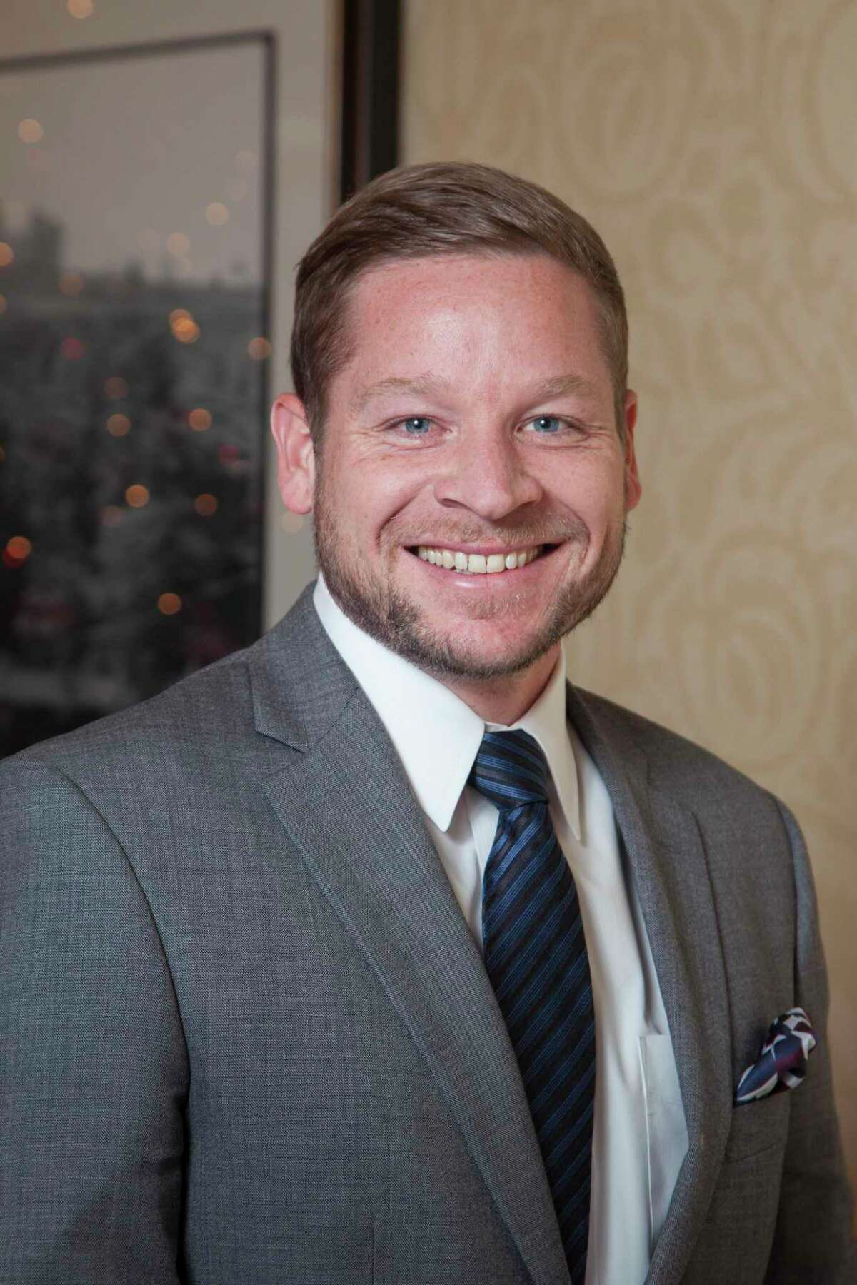 North Carolina native Kristopher Larson will take the place of longtime Central Houston President Robert Eury, who plans to retire later this year.