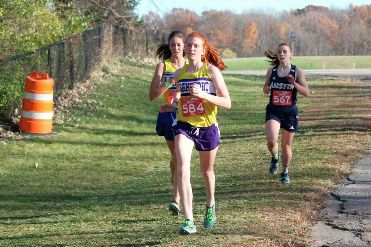 Taylor Myers just missed out on an all-state finish in 2020 and has her eyes set on changing that this fall.