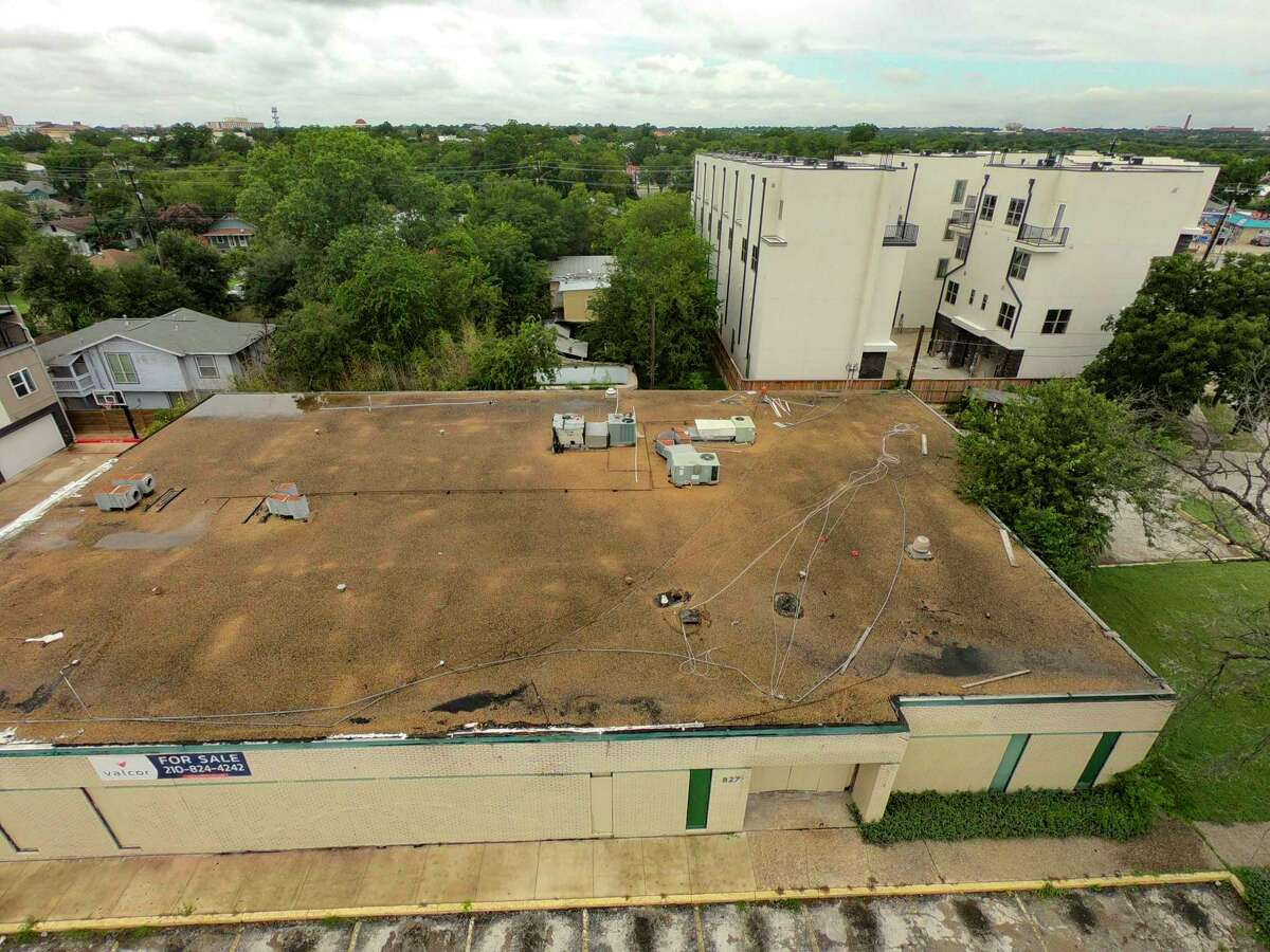 The former ACI building is set to be demolished to make way for apartments.
