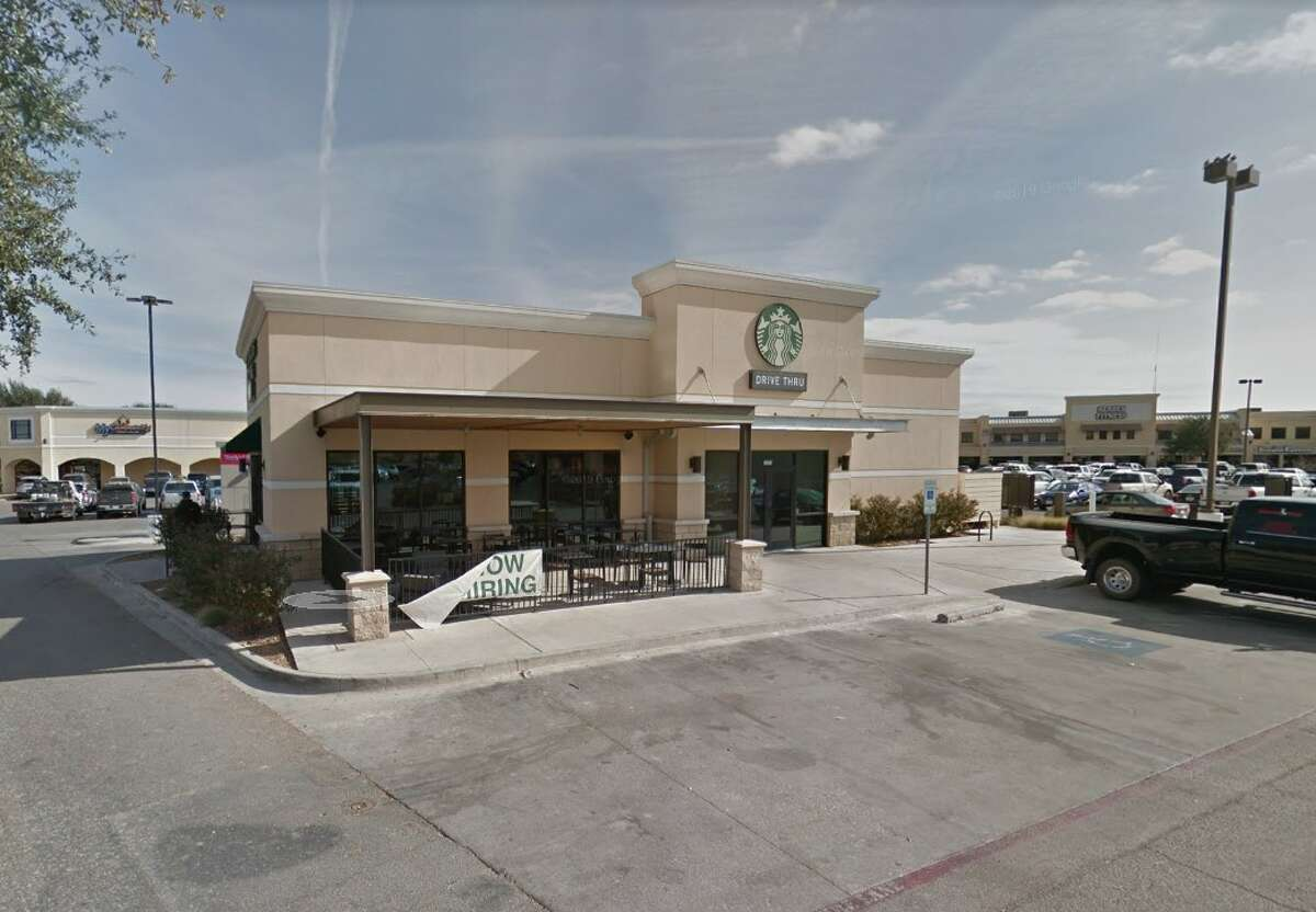 The Starbucks located at 4400 Midland Drive Suite #800.