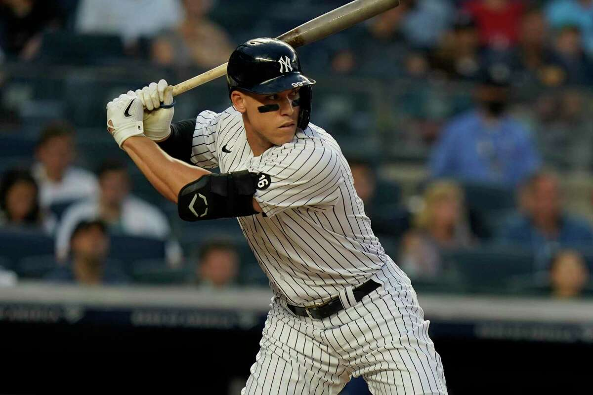 Aaron Judge and the Yankees bring an 11-game winning streak to the Coliseum as they open a four-game series against the A's, who've lost four straight, at 6:30 p.m. Thursday (NBCSCA/960).