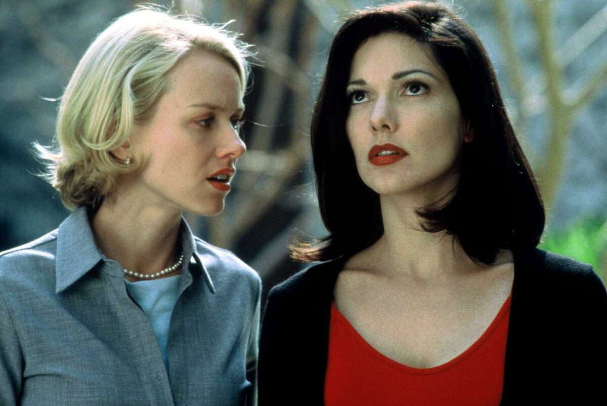 """""""Mulholland Drive,"""" the David Lynch film released in 2001 and starring Naomi Watts and Laura Harring, will be shown Saturday at Slab Cinema Arthouse. The new space is in the Blue Star Arts Complex."""