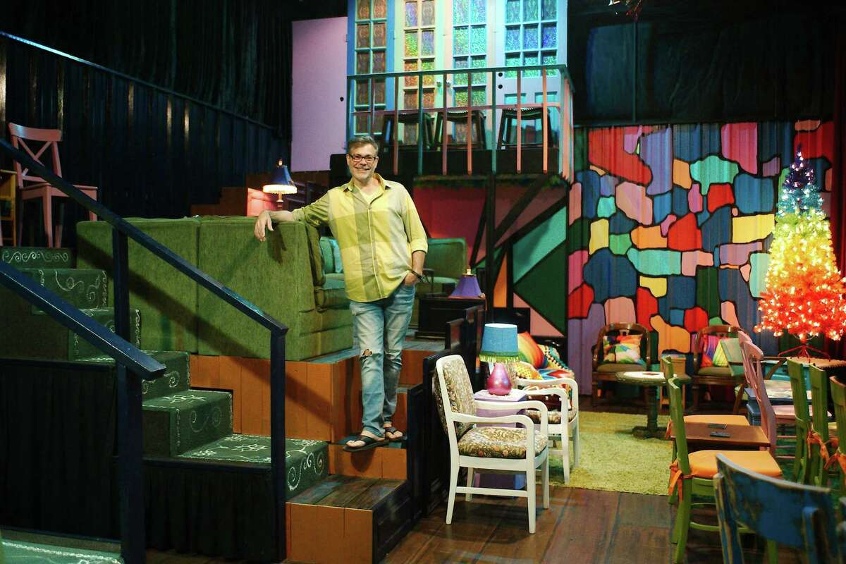 """Red Door Theatre Company founder and artistic director Josh Jordan has reimagined the group, which has reopened in Pasadena as an arts and entertainment venue after closing about four years ago. """"It's a selfie museum,"""" he said of the facility's interior makeover."""