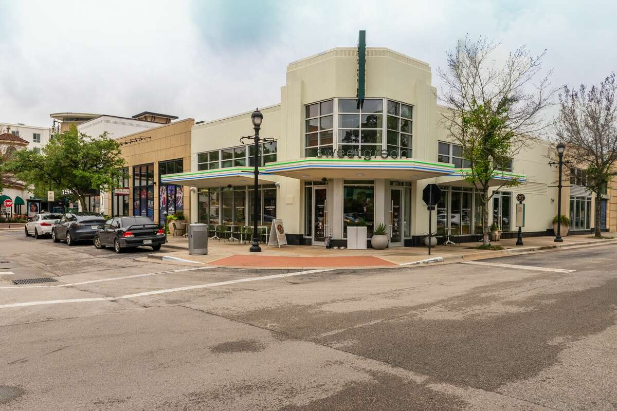 Sweetgreen, a health focused salad restaurant, opened in Market Street - The Woodlands in May 2021.