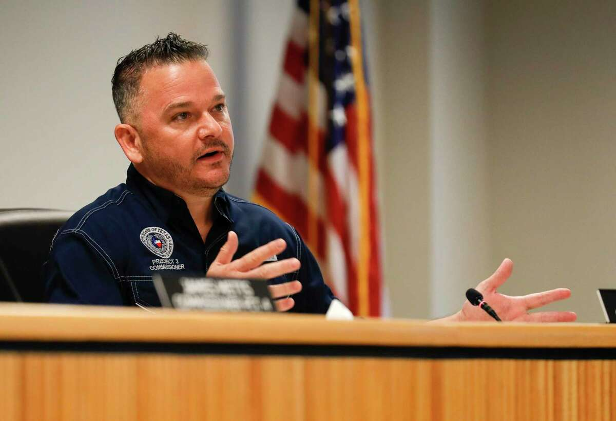 Montgomery County commissioners are exploring a proposal by Precinct 3 Commissioner James Noack that could give first responders a stipend with federal dollars aimed at nation's recovery from the COVID-19 pandemic.