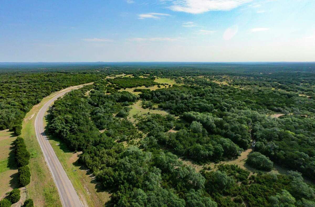 The area around Honey Creek Ranch is some of the last undeveloped land with clear streams in Texas Hill County.