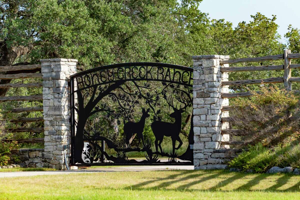 Honey Creek Ranch, with some of the last undeveloped clear streams in Texas Hill County, has been contested for years. The owner had planned to sell the land to developers for a 1,600-home subdivision, but the Nature Conservancy and the Texas Parks and Wildlife Department are seeking to preserve it.
