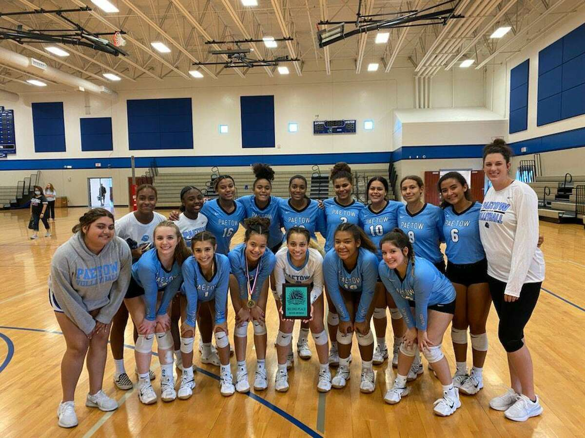 The Paetow volleyball team took a 9-8 record into its District 19-5A opener, more than quadrupling last season's win total. The Panthers reached the silver bracket final at the Dickinson Tournament.