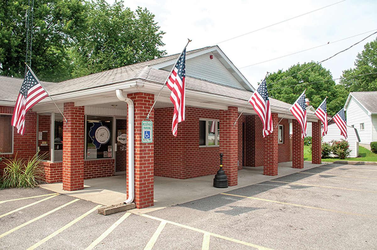 South Jacksonville Village Hall, 301 Dewey Dr.