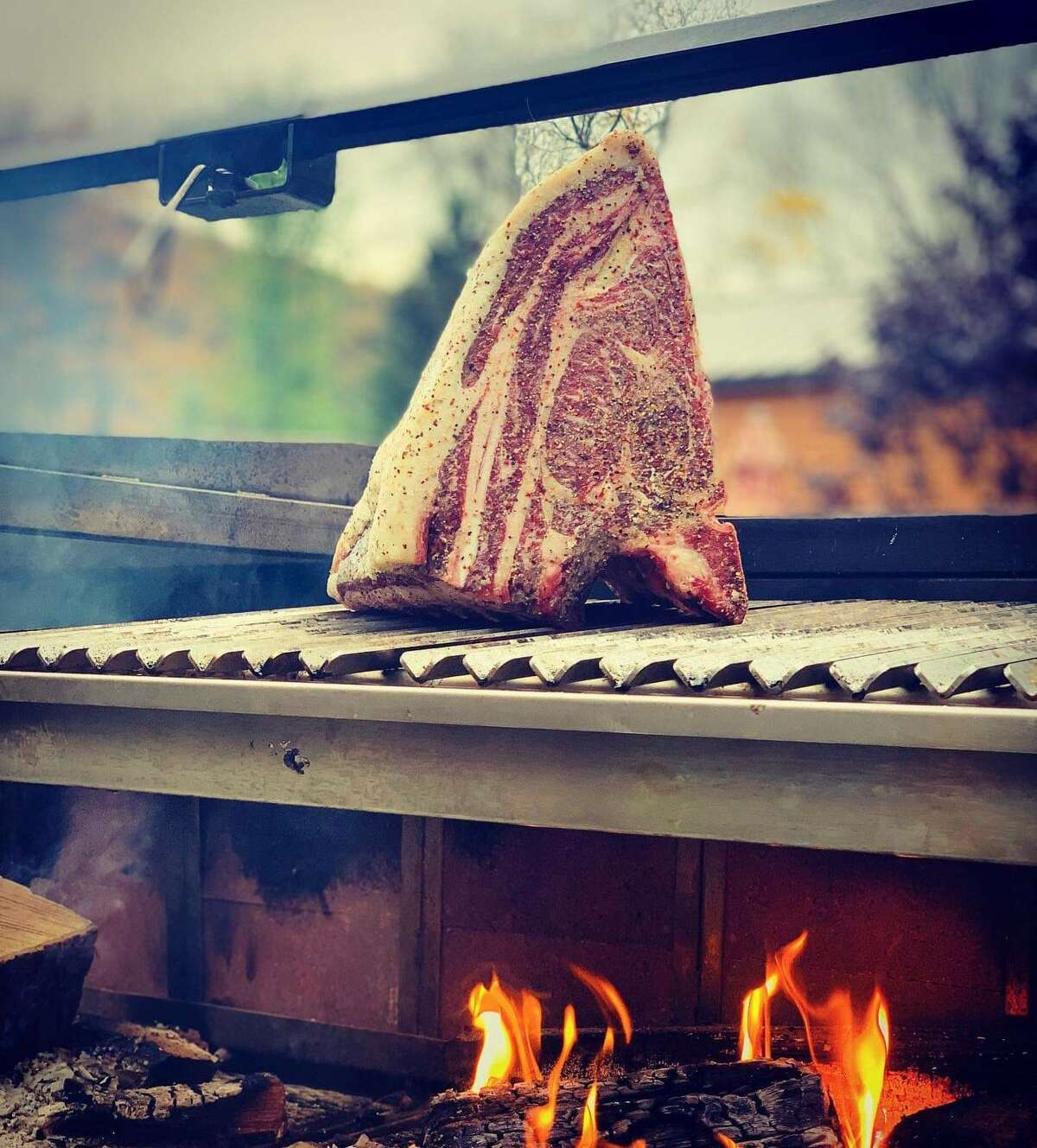 Cold Spring's Marbled Meat Shop will have 45-day dry aged rib eyes in time for Labor Day grilling.