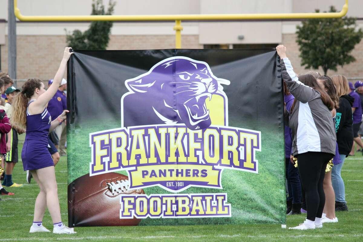 Frankfort football prepares to take on Harbor Springs in 2019.