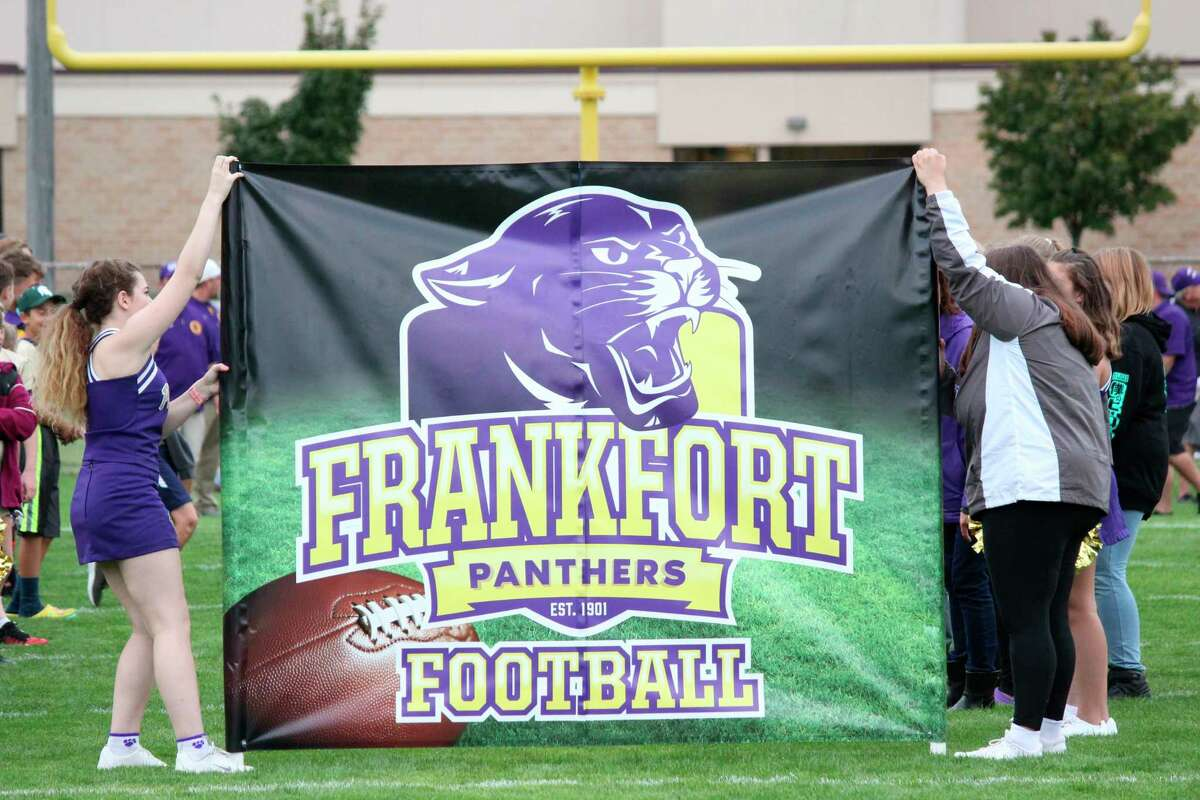 Frankfort football prepares to take on Harbor Springs in 2019. (File Photo)
