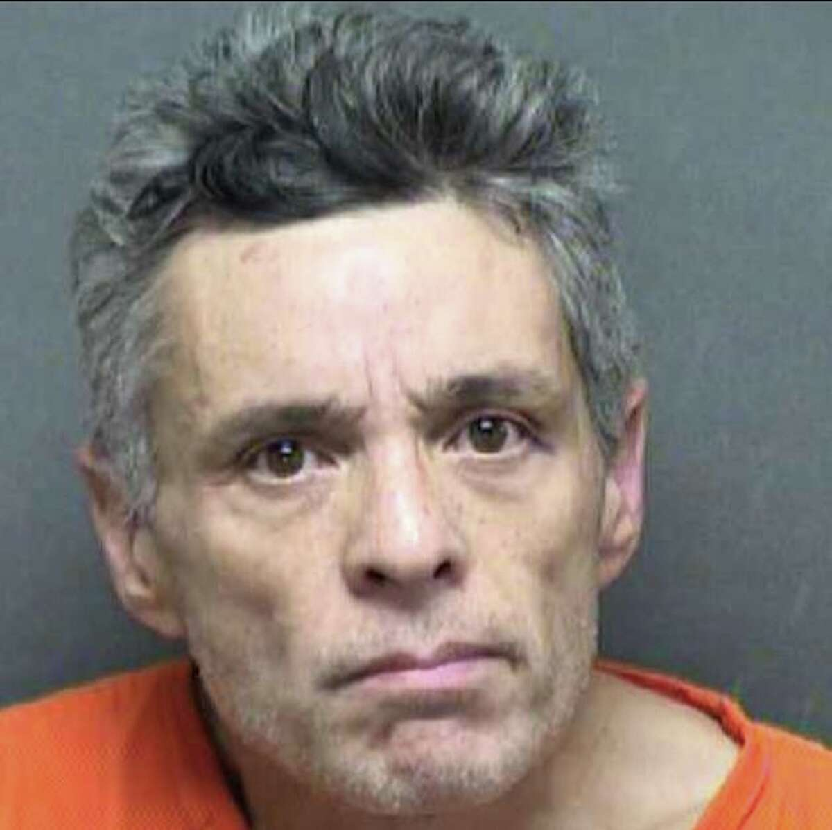 Mark Anthony Wong was arrested on suspicion of murdering his cellmate while being booked into the Bexar County Jail.