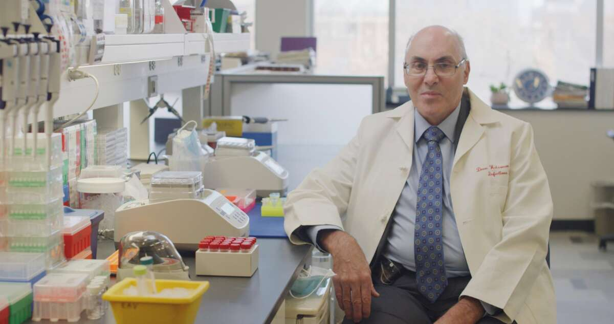 Dr. Drew Weismann is one of three scientists awarded the 2021 Albany Prize for his contribution to COVID-19 vaccines. (Photo credit: Penn Medicine/Albany Medical Center)