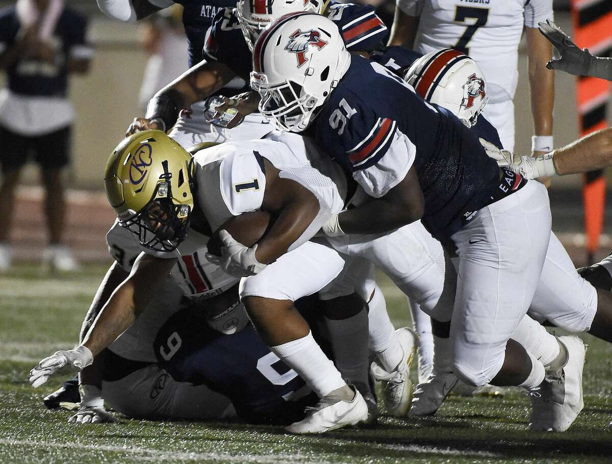 No. 5 state-ranked Atascocita cruised to a 48-7 victory over Klein Collins last week.