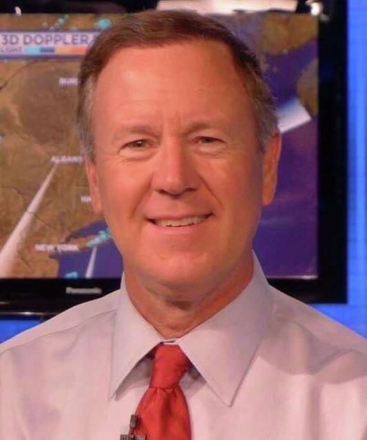 Brad Field was the chief meteorologist for the West Hartford-based NBC Connecticut for 34 years.