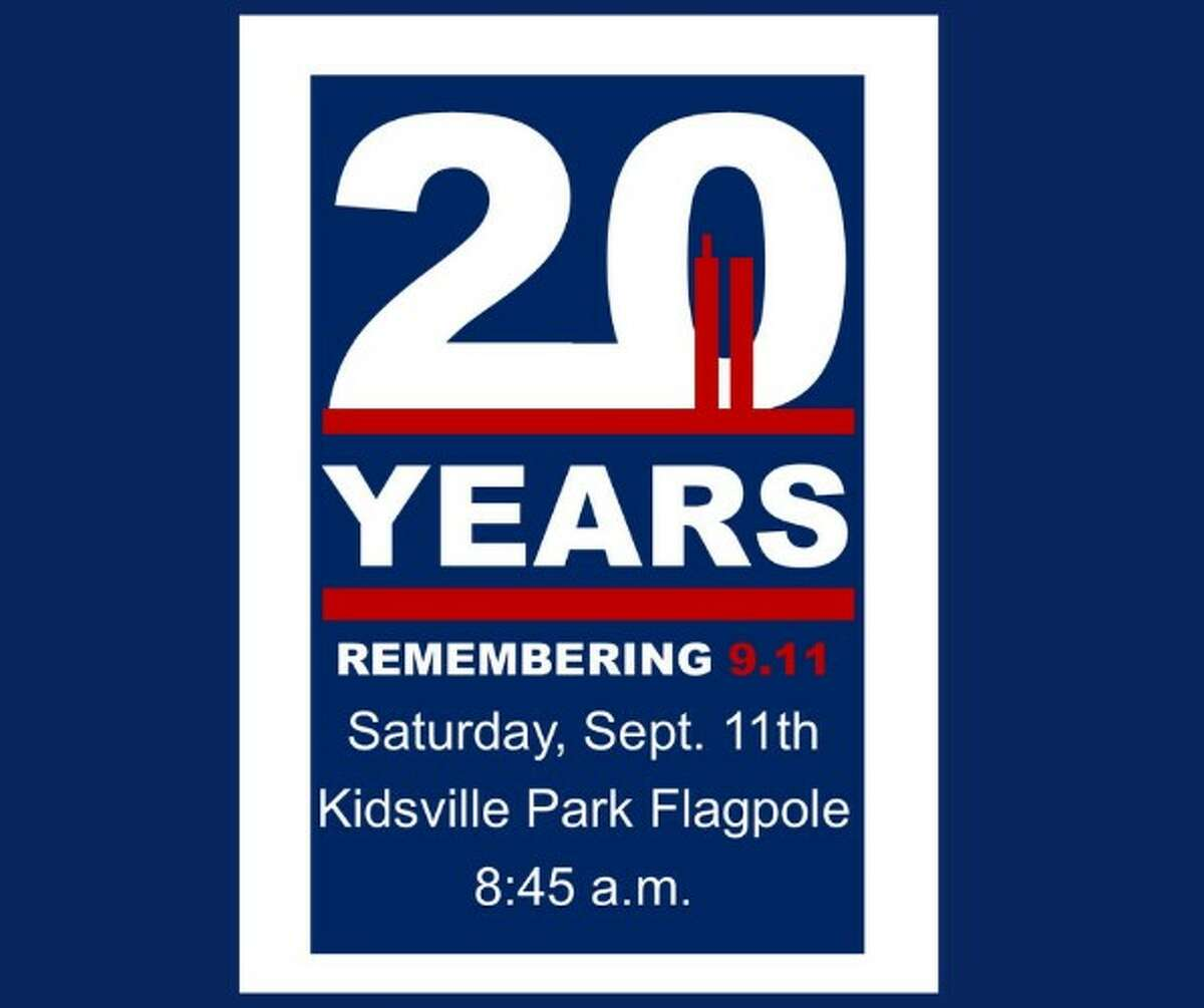 The City of Plainview will host a memorial event for the 20th anniversary of 9/11.