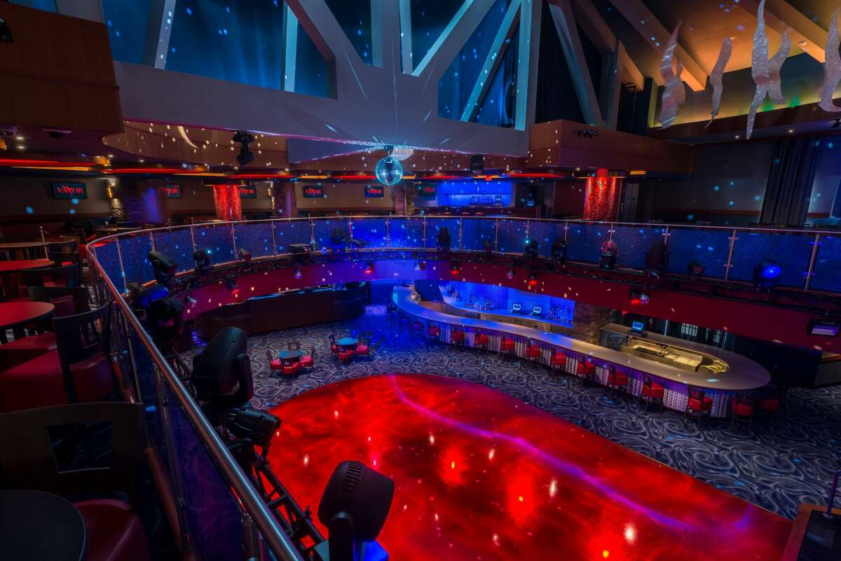 Vapor, the nightclub and performance venueat Saratoga Casino Hotel in Saratoga Springs that has been closed since March 2020, will reopen Sept. 30, 2021, after a renovation.
