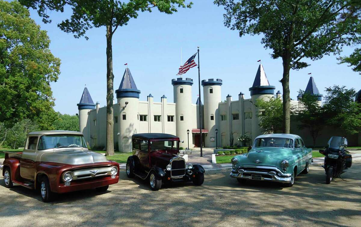 The 17th annual charity Cruisin' at the Castle Car Show is scheduled to run from 11 a.m. to 3 p.m. on Sunday, Sept. 5. (Submitted photo)