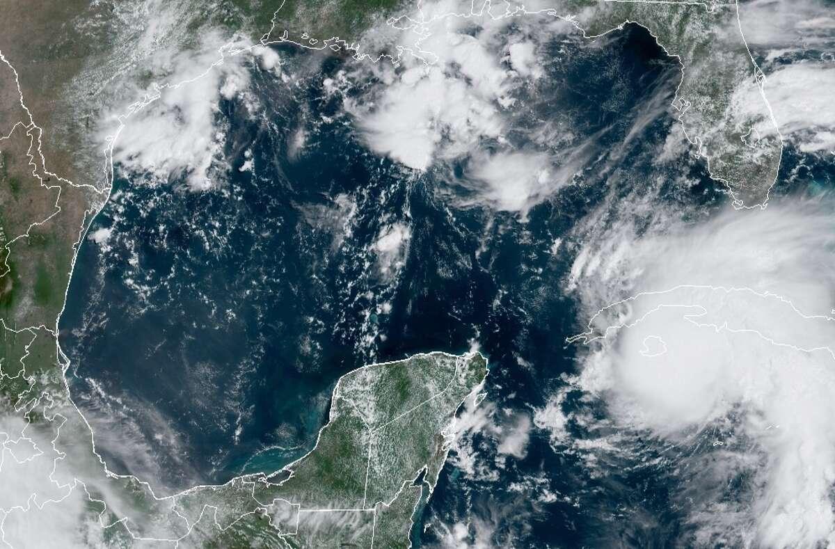 Tropical Storm Ida is predicted to make landfall in Louisiana as a major hurricane.