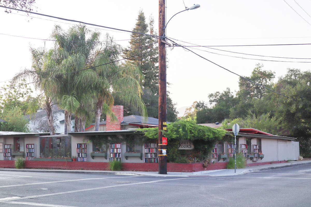 Bart's is surrounded by neighborhood homes.