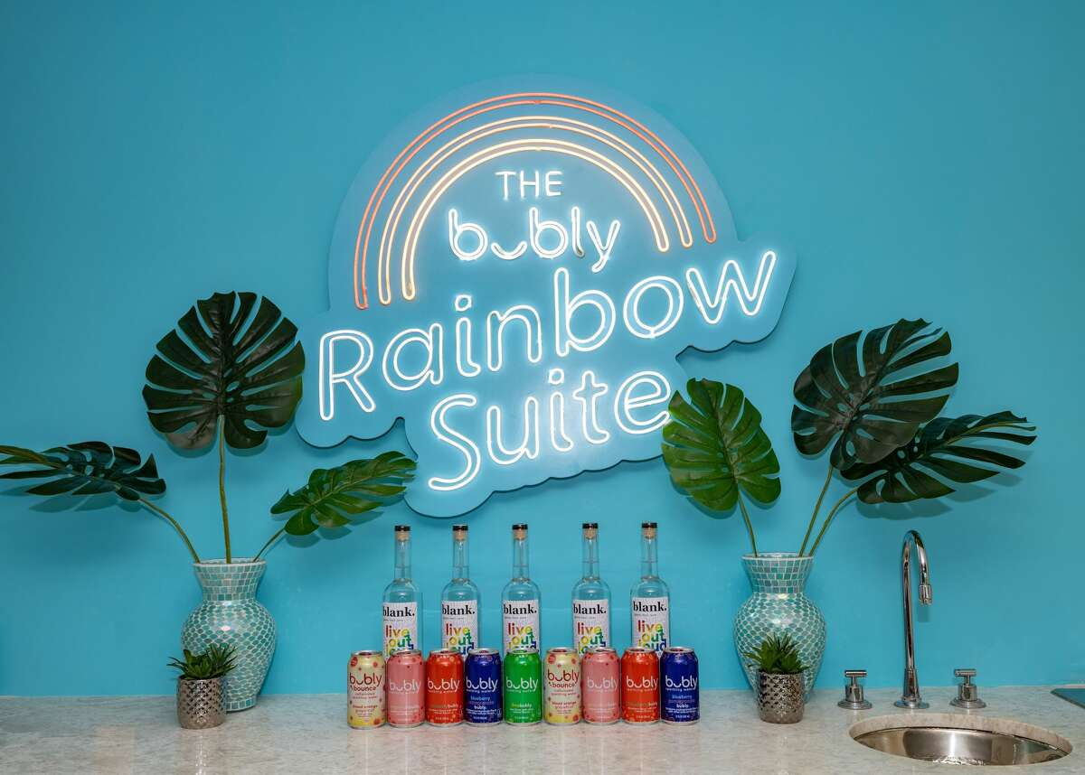 Foxwoods Resort Casino partnered with bubly to introduce the Rainbow Suite in the Fox Tower, to celebrate diversity and equality and champion the LGBTQ+ community.