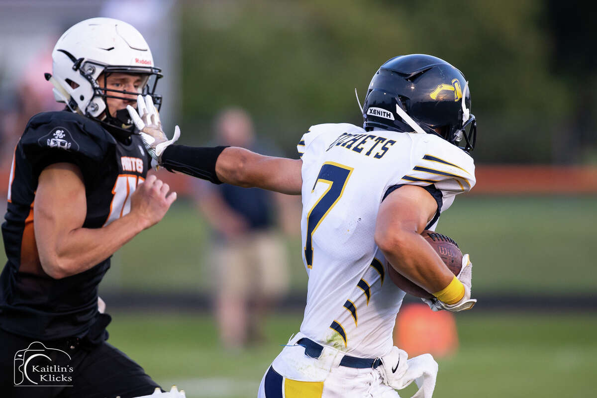 The Bad Axe Hatchets opened the 2021 season with a 42-33 win at Harbor Beach on Thursday night.